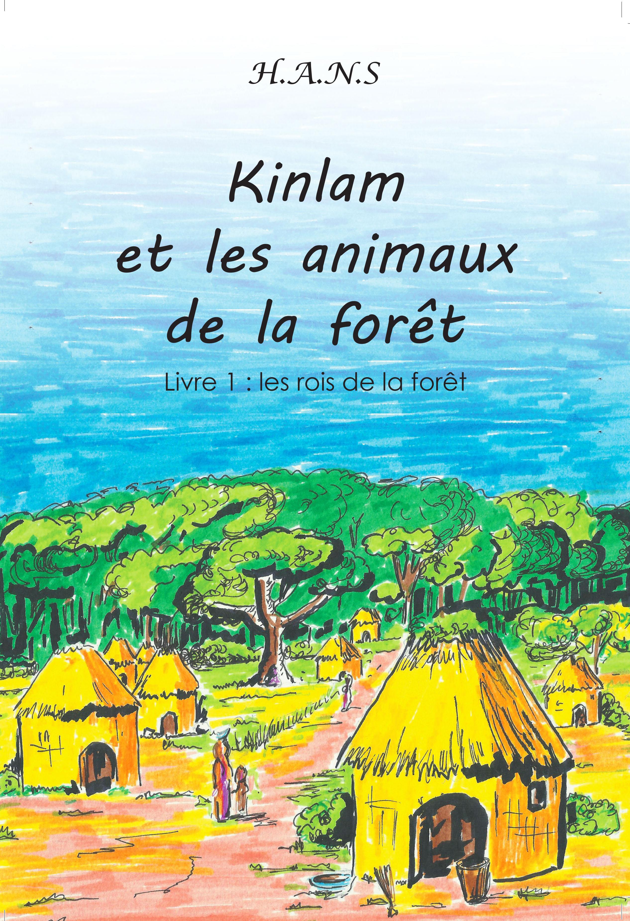Kinlam et les animaux de la foret.indd